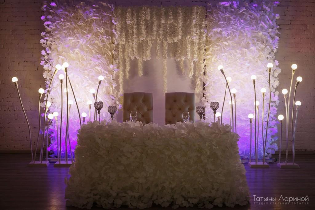 Оформление свадьбы Екатеринбург