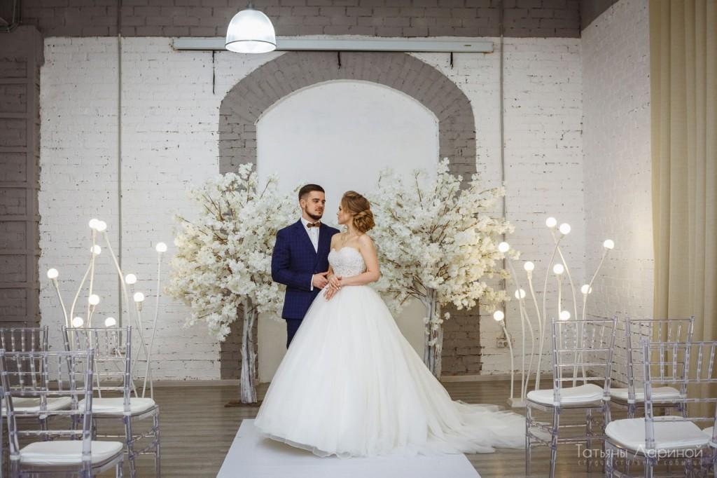 Оформление и декор свадьбы Екатеринбург
