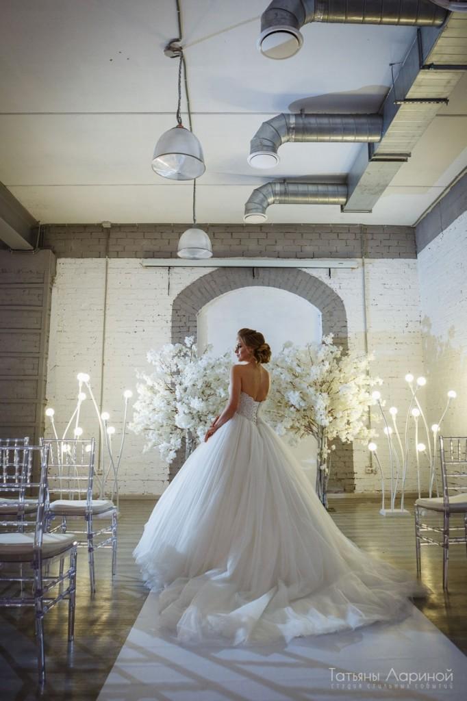 Свадьба в бизнес-галерее Джем